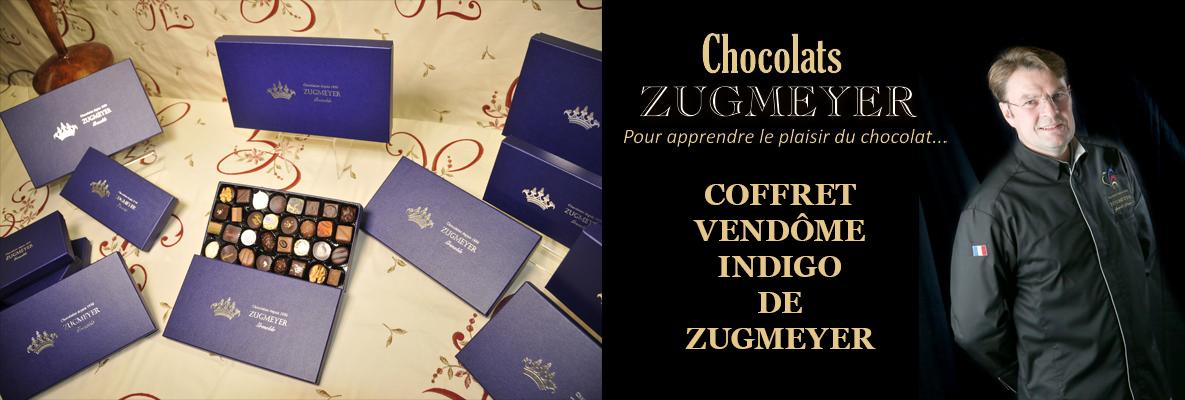 Coffret Vendôme Indigo de Zugmeyer