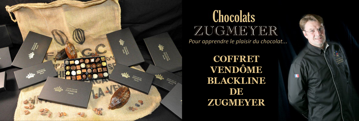 Coffret Vendôme Blackline de Zugmeyer