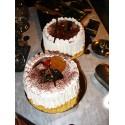 Desserts glacés : Les vacherins Fruits exotiques