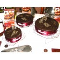 Entremets chocolat : Le Zug
