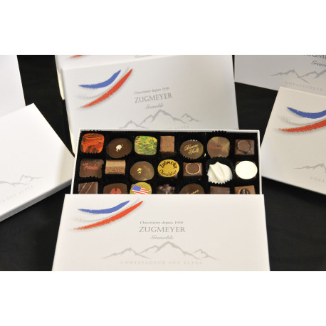 Abonnement Box Zugmeyer : Formule 21 chocolats, 6 mois