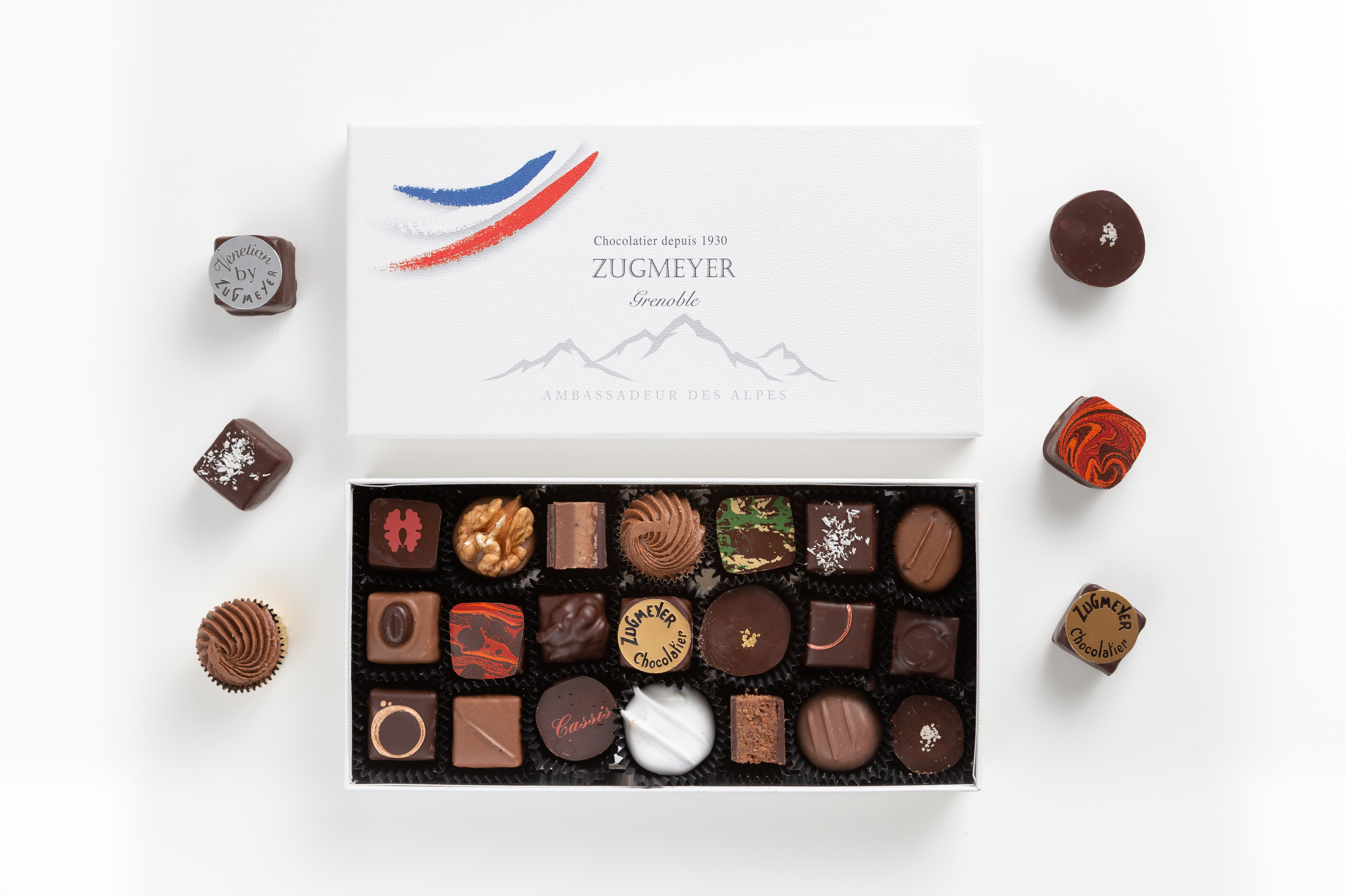 Abonnement Box Chocolats Zugmeyer